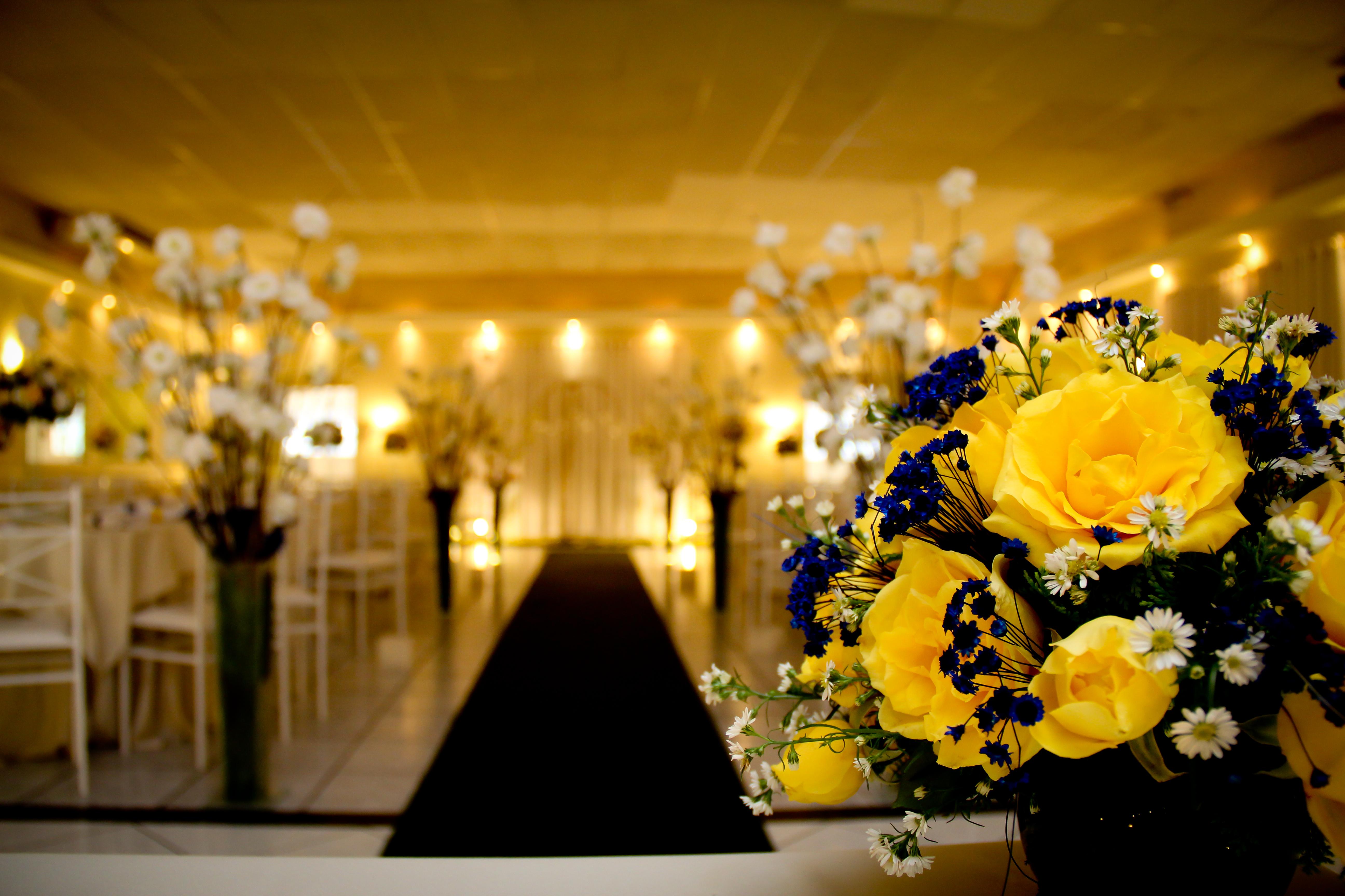 fotos de decoracao de casamento azul e amarelo : fotos de decoracao de casamento azul e amarelo:Meu Casamento: A decoração ..