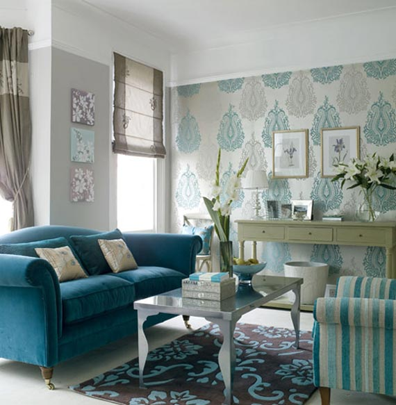 white_and_turquoise_colors_scheme_turquoise_decorating_ideas_blue_and_white_living_room